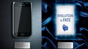 Samsung Galaxy S uppföljare