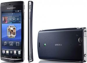 Xperia Arc från Sony Ericsson