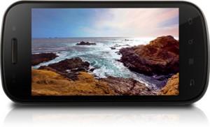Nexus S display
