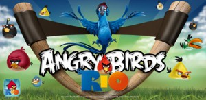 Angry Birds Rio släpps med Amazon App Store for Android