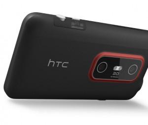 HTC Evo 3D:s dubbla kameror
