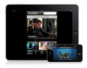 Voddler:s app till iPhone och iPad