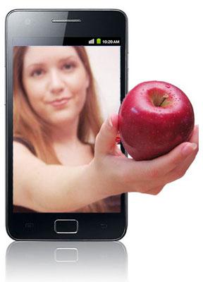 Rykte: Samsung Galaxy 3D