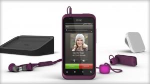 HTC Rhyme:s tillbehör