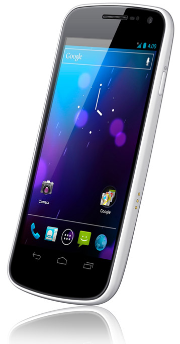 Vit Samsung Galaxy Nexus