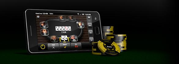 Nu kan du snart spela om riktiga Poker-pengar i din iPhone med bwin