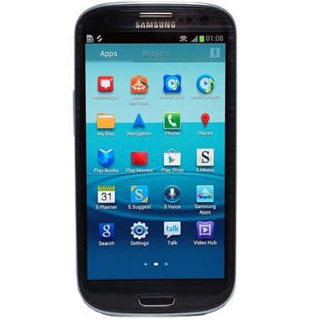 Svart Samsung Galaxy S III från Mobilefun:s blogg