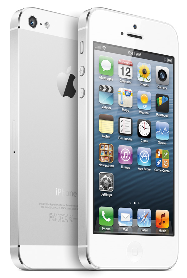Vit iPhone 5