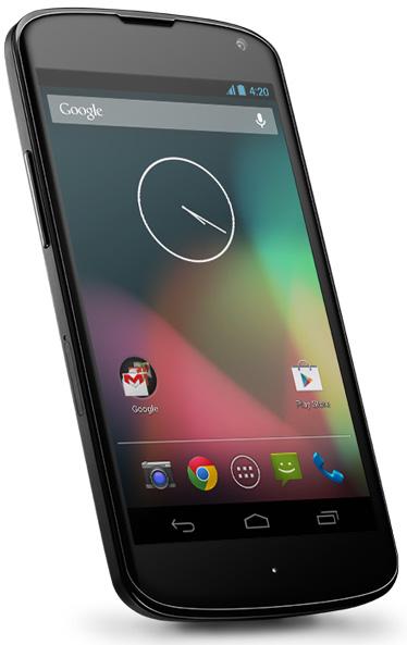 Nexus 4 från Google och LG