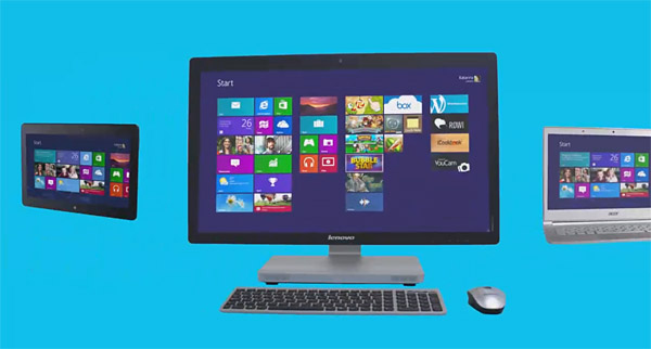 Windows 8-familjen