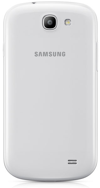 Samsung Galaxy Express baksida