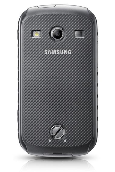 Samsung Galaxy Xcover 2 baksida