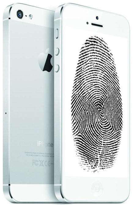 iPhone 5S ryktas få en fingeravtrycksläsare och NFC-stöd