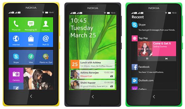 Nokia:s X-serie
