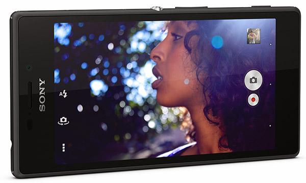 Sony Xperia M2 liggande