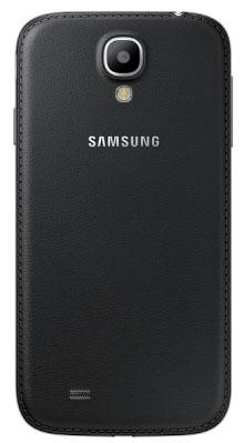 Svart Samsung Galaxy S4 baksida