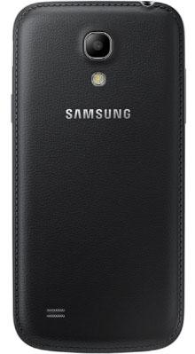 Svart Samsung Galaxy S4 Mini baksida